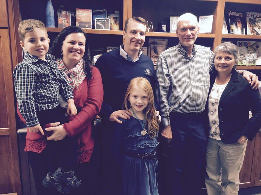 Thomas White Family