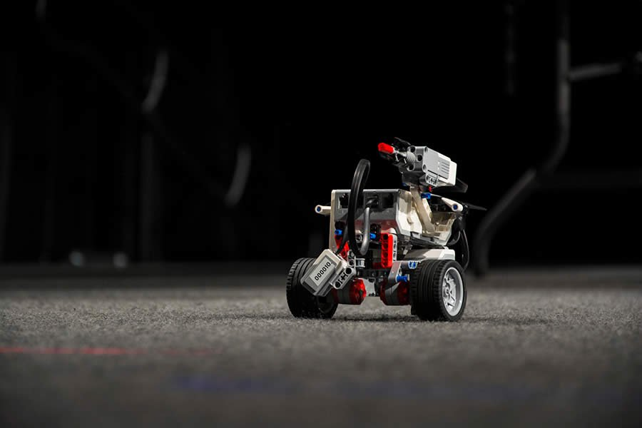 Camp Infinity Robotics