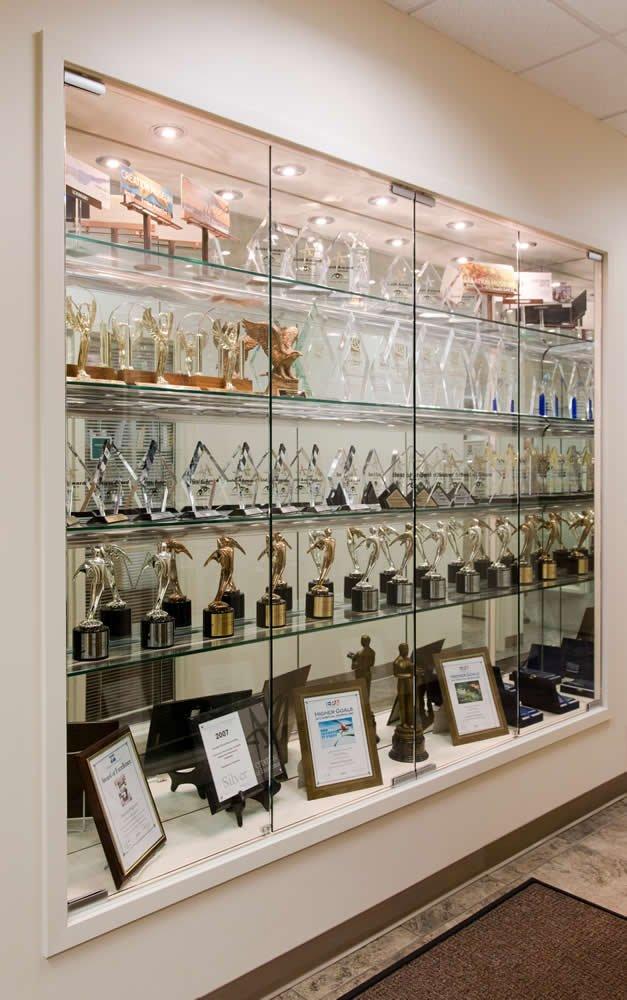 Award Display Case