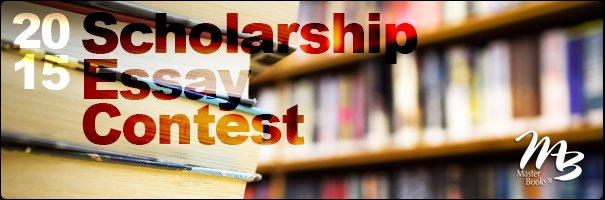 Master Books Scholarship
