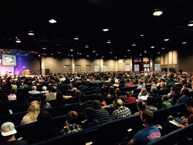 Conference in Aurora, Colorado