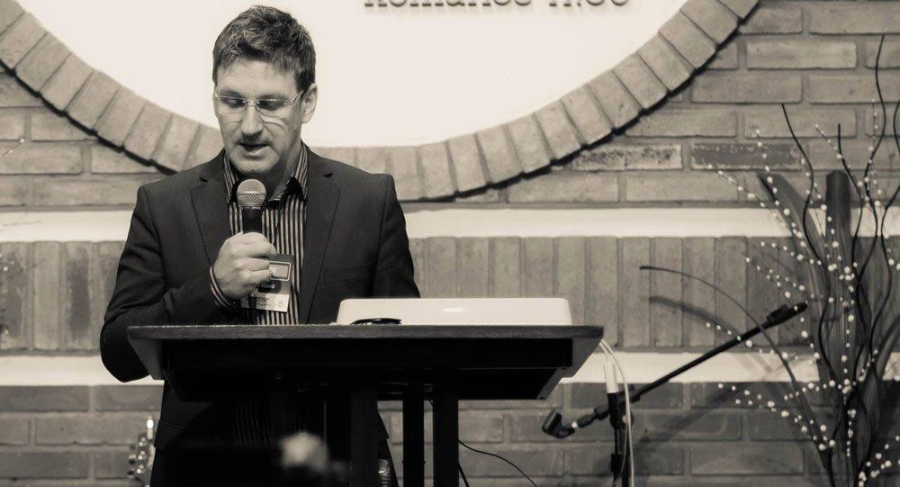 Pastor in Cordoba, Argentina