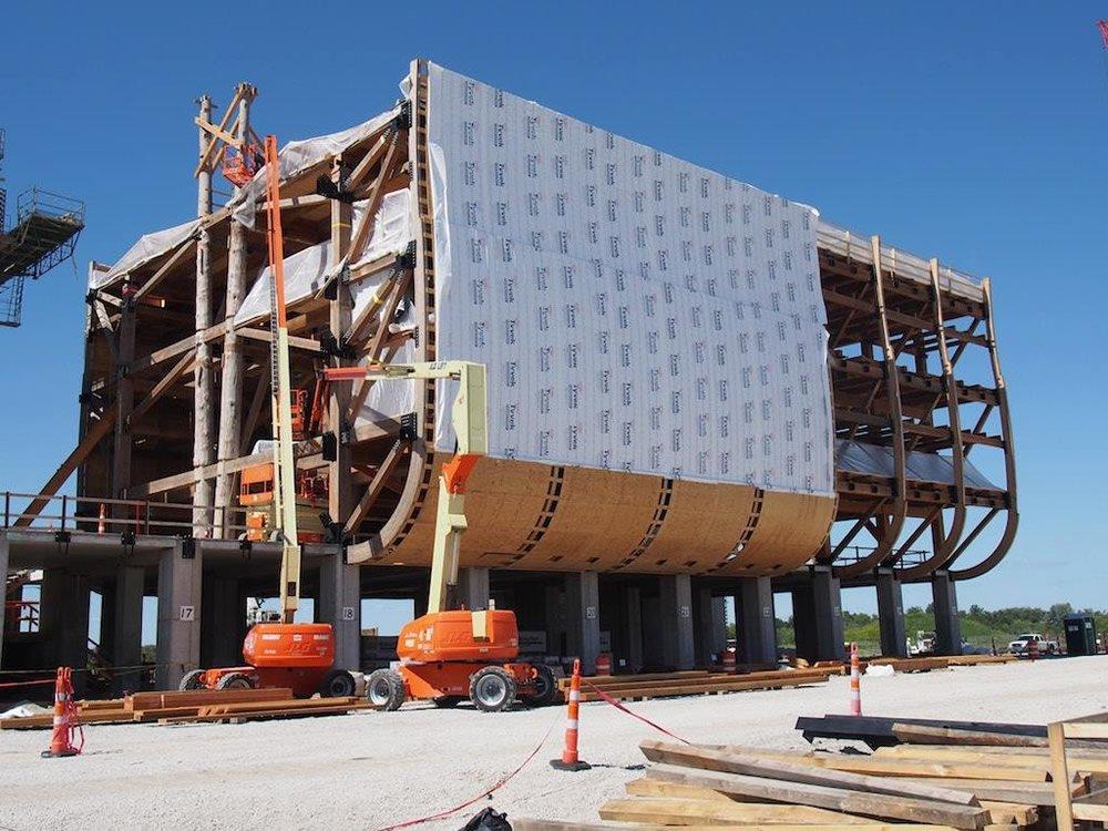 Ark Construction Update