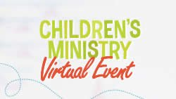 Children's Ministry Virtual Event