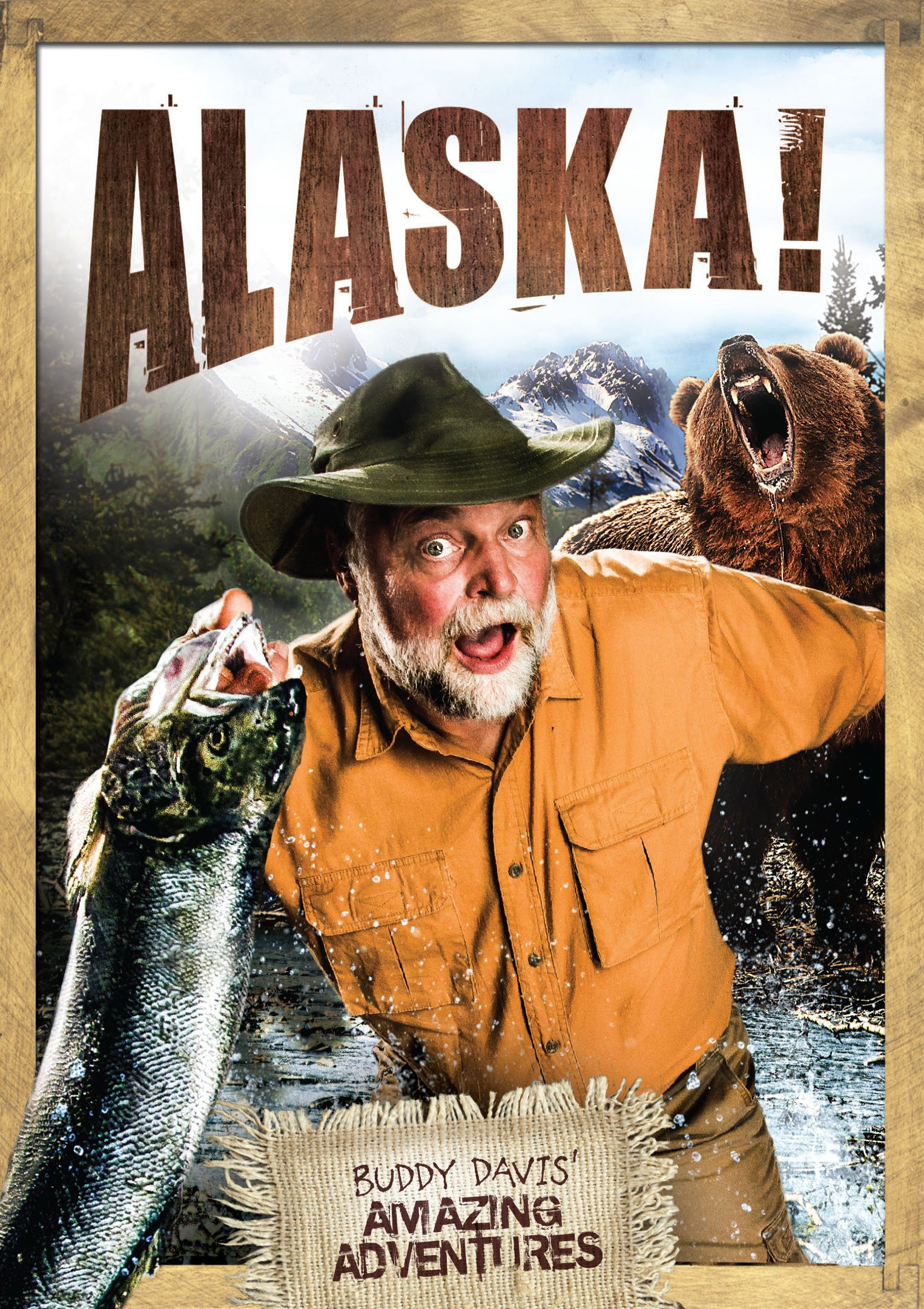 Buddy Davis' Alaskan Adventure