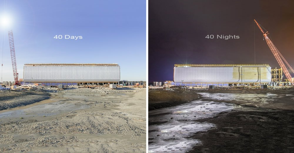 40 Days and 40 Nights at the Ark Encounter