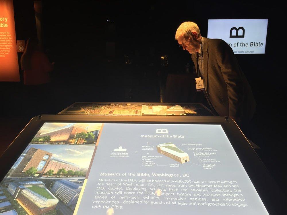 Museum of the Bible Exhibit