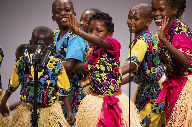 Esangalo Children's Choir