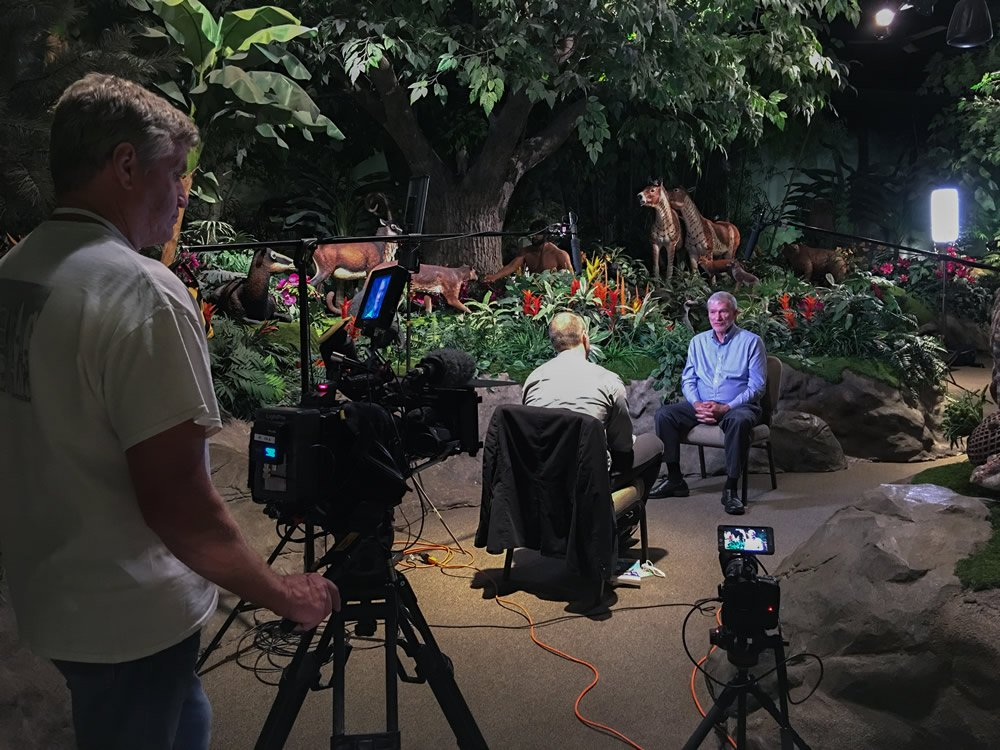 Ken Ham Interview with Channel 7