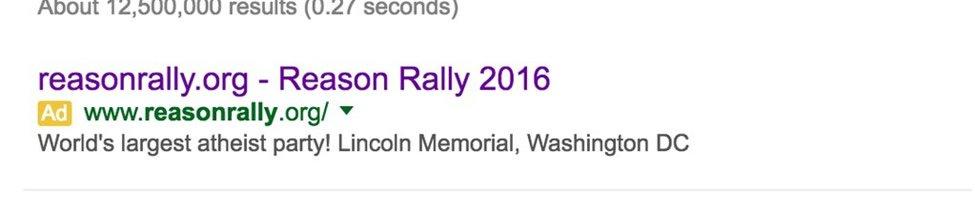 Reason Rally
