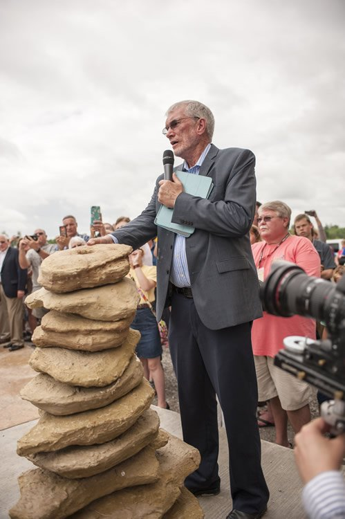 Ken Ham at Twelve Stones