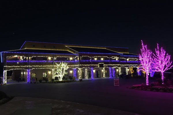 Ark Encounter Christmas Lights