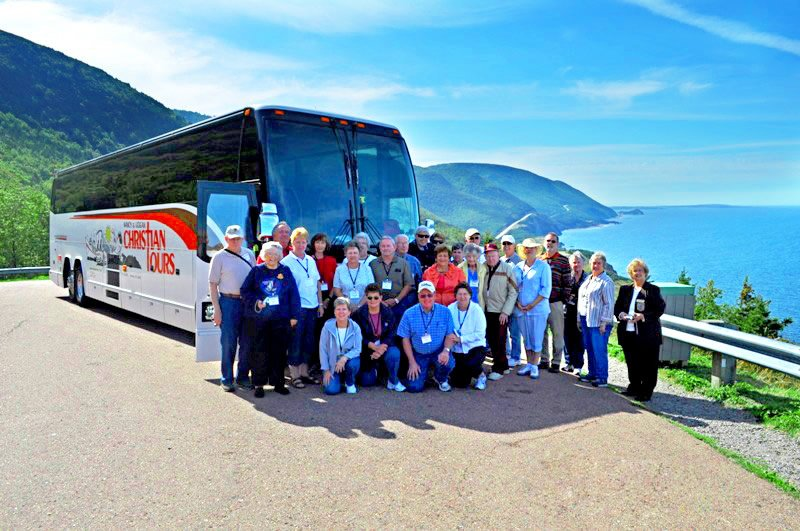 Christian Bus Tours