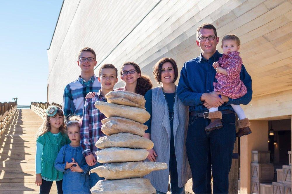 Ken Ham Family