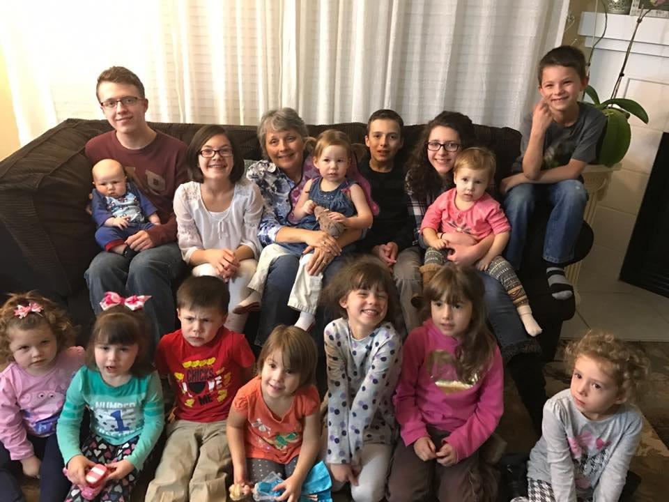 Mally's Grandchildren