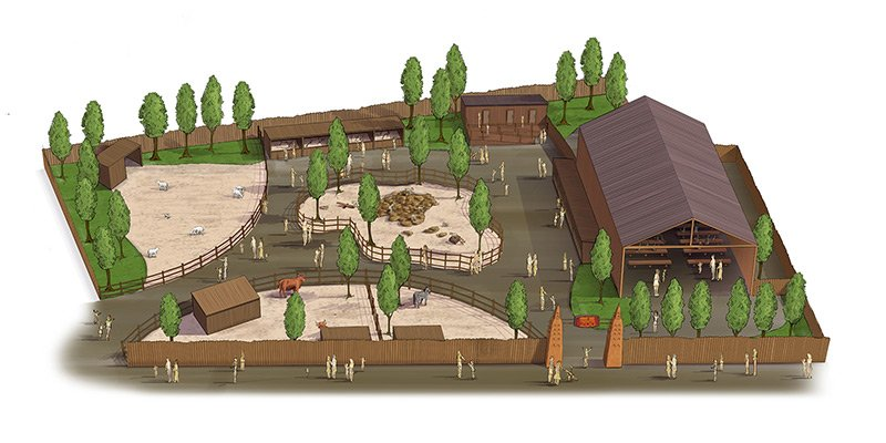 Zoo Expansion at Ark Encounter