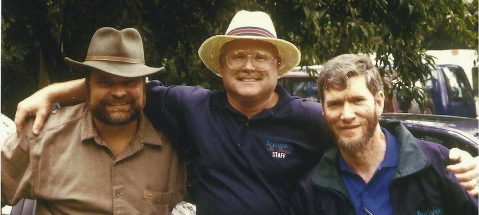 Buddy in 1997
