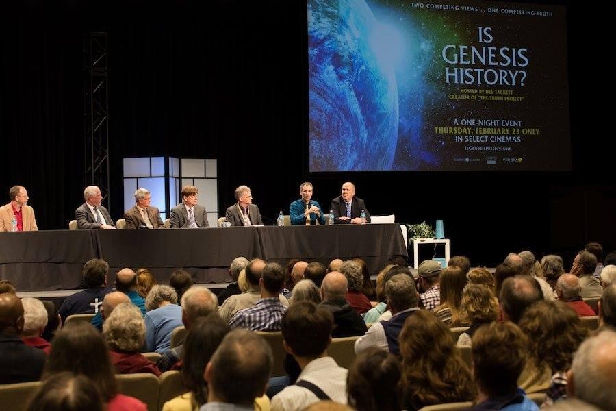 Is Genesis History Premiere