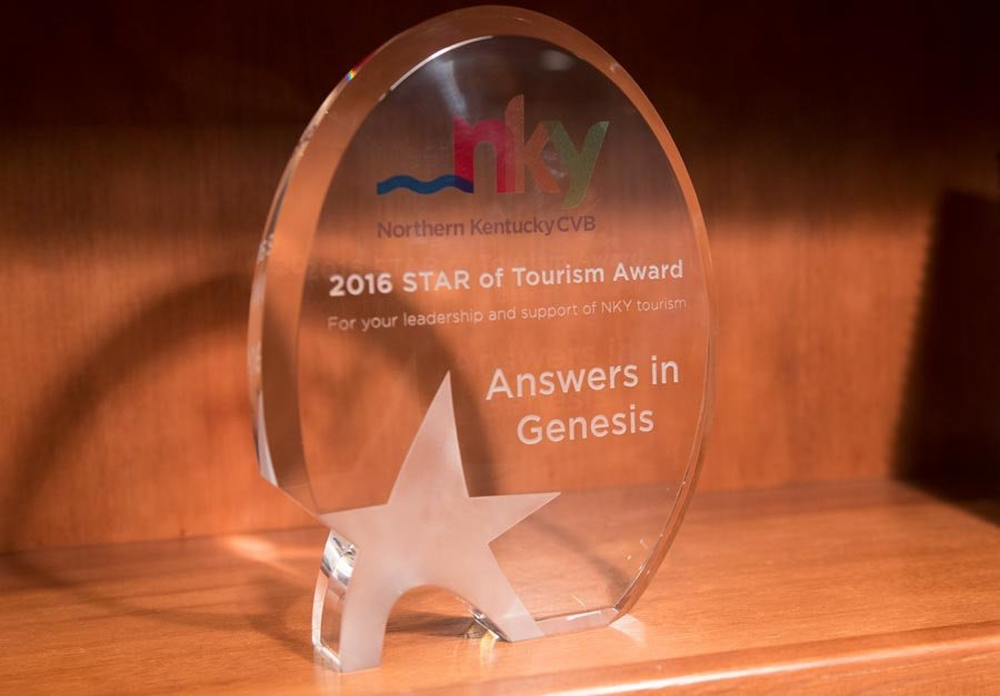 Star of Tourism Award