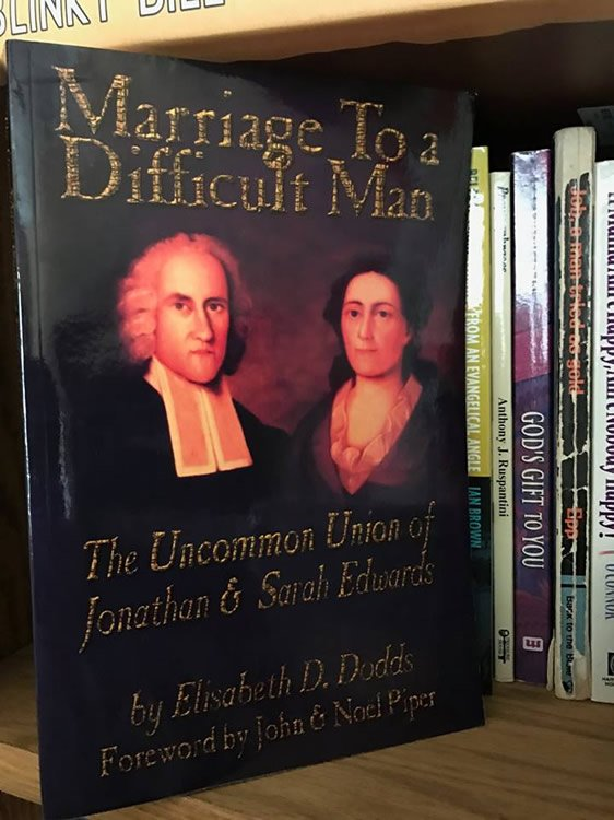 Marriage to a Difficult Man