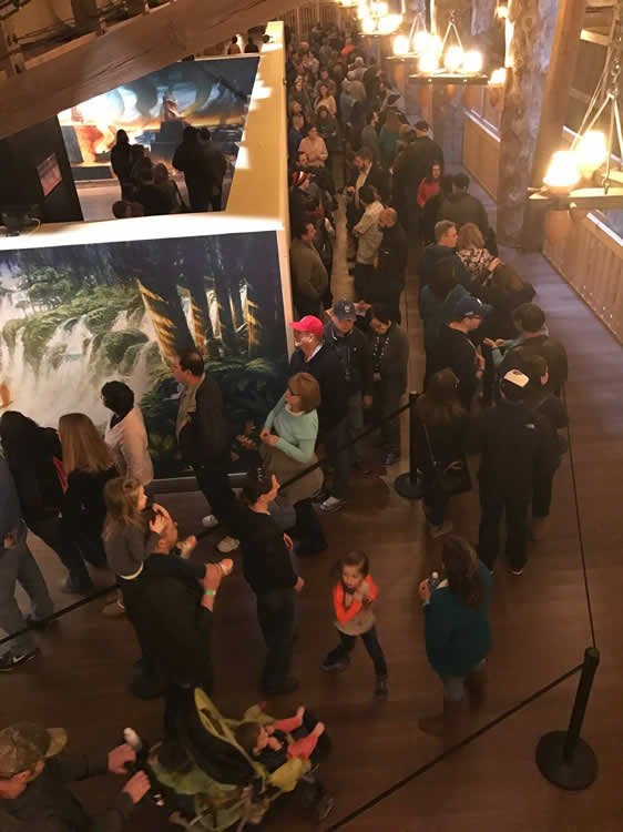 Guests at Ark Encounter
