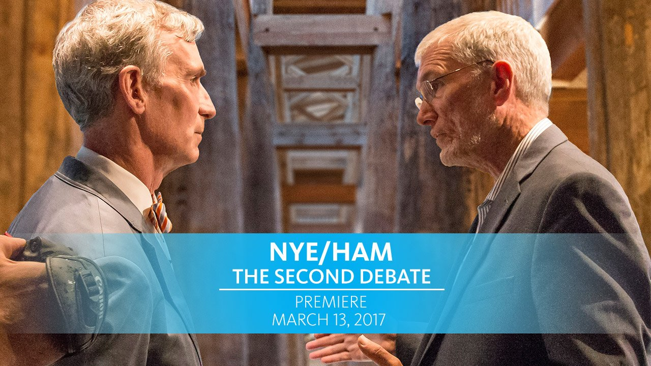 Nye-Ham Second Debate