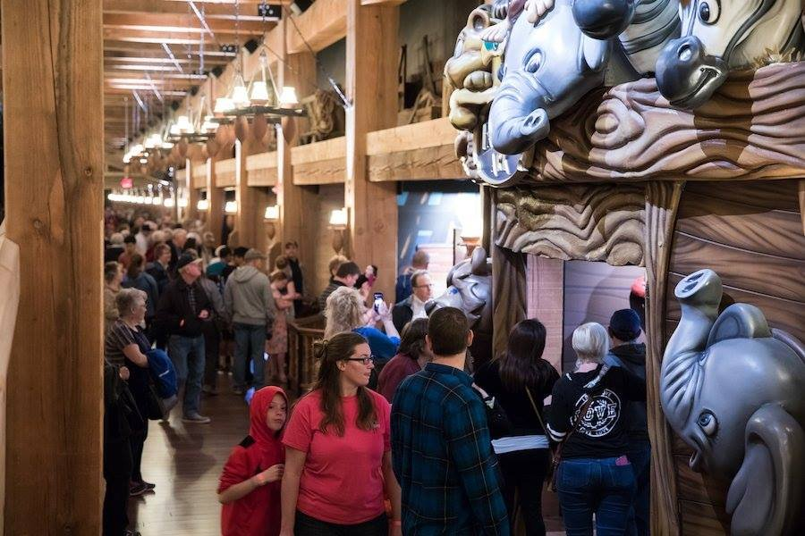 Ark Encounter Guests