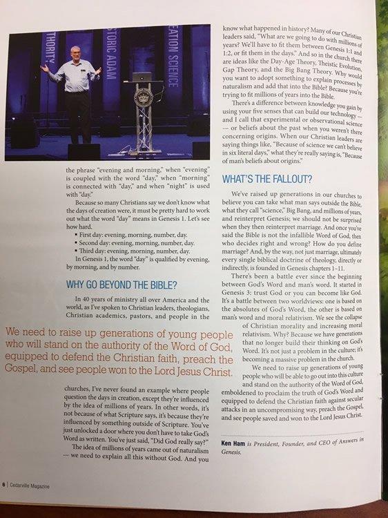 Cedarville Magazine