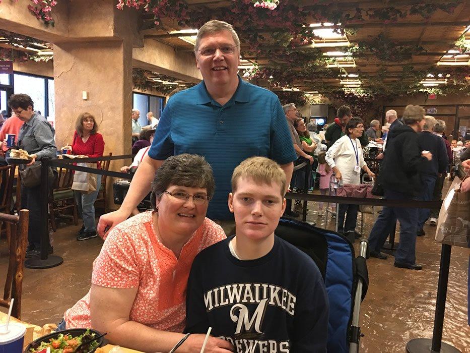 Jim Schneider Family