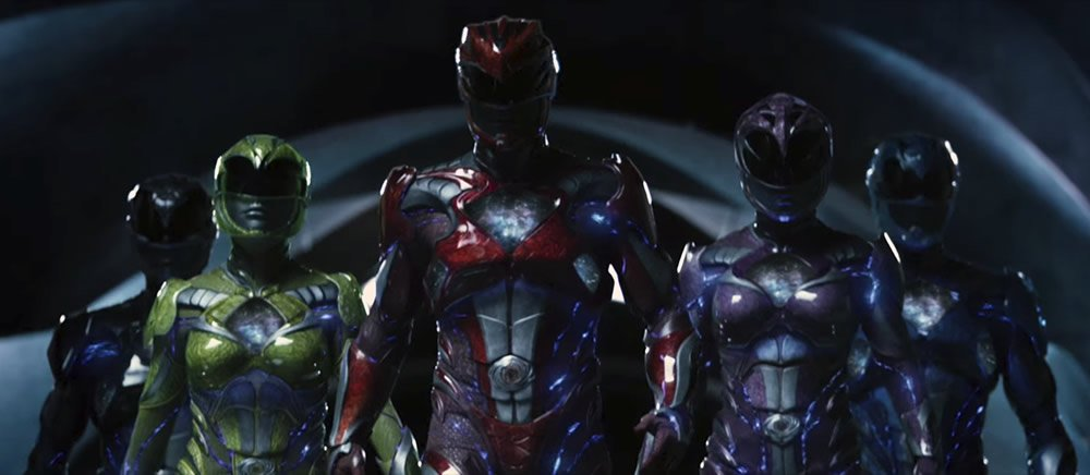 Power Rangers Group