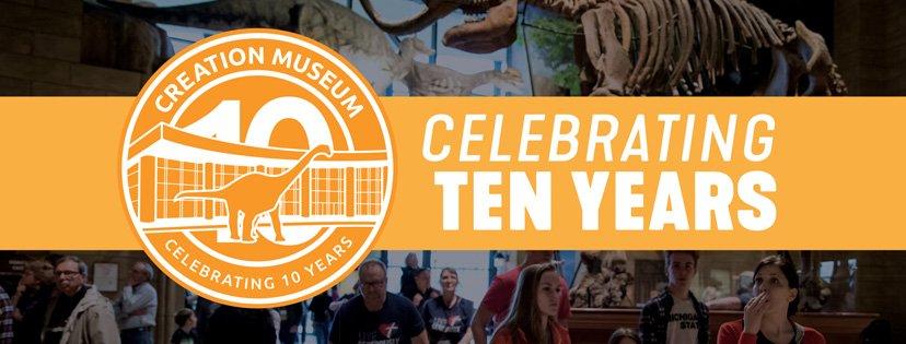 Museum 10th Anniversary