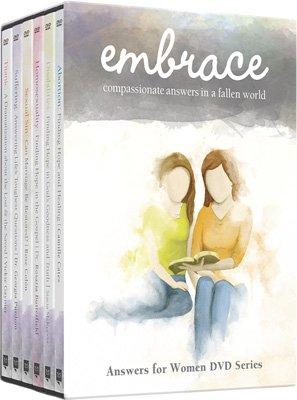 Embrace DVD Set