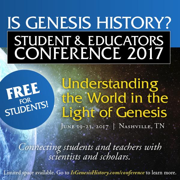 Is Genesis History Confernece