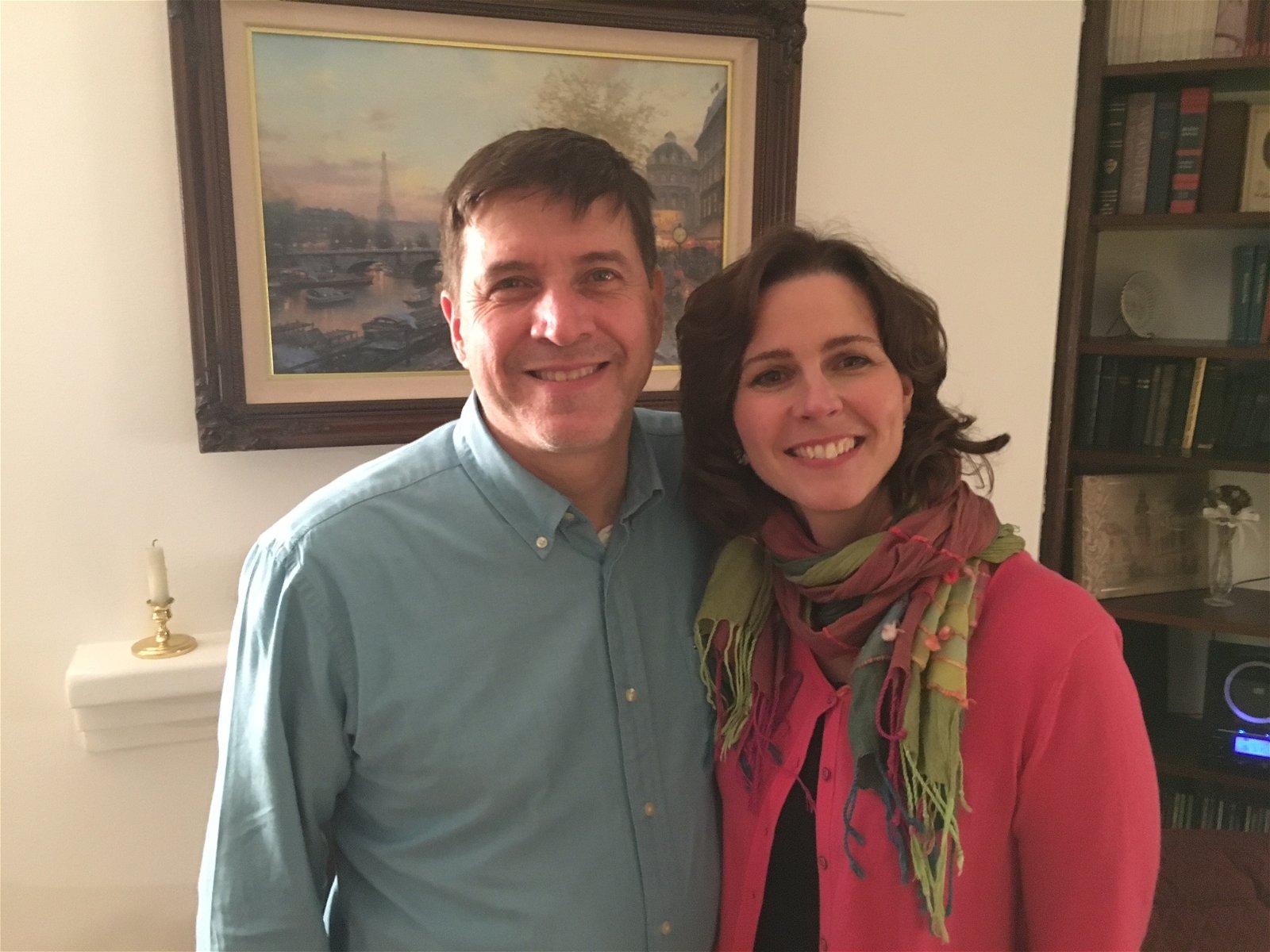 Todd and Sarah