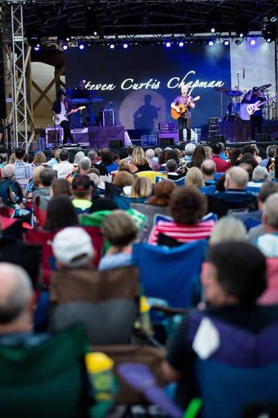 Steven Curtis Chapman Concert