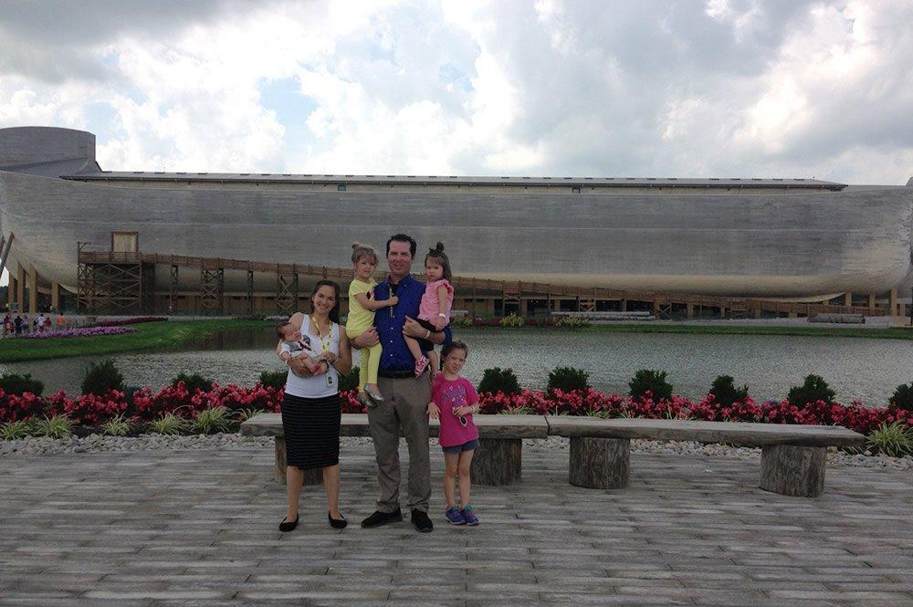 Tom Meyer Family