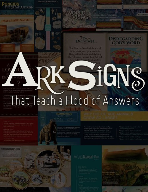 Ark Signs Book