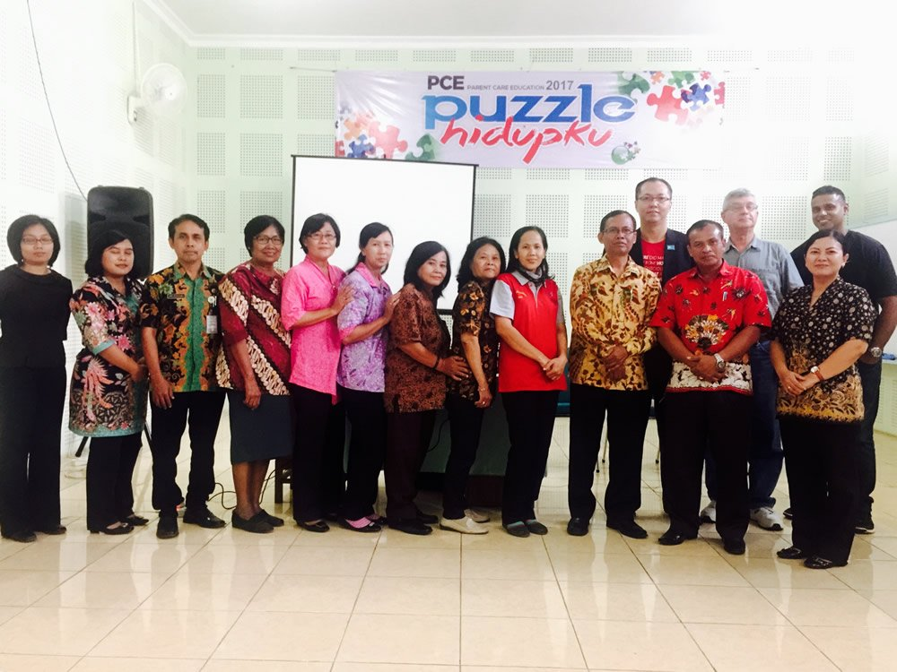 Group of Indonesian School Leaders
