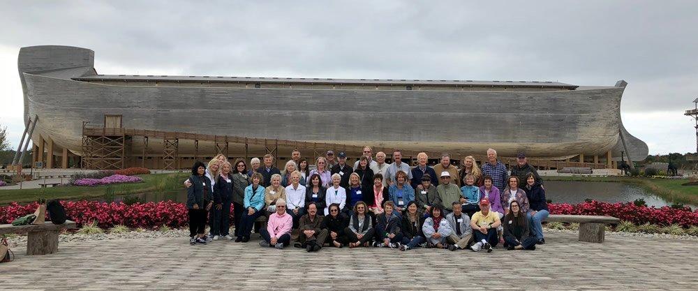 Seniors Group from Calvary Chapel Costa Mesa