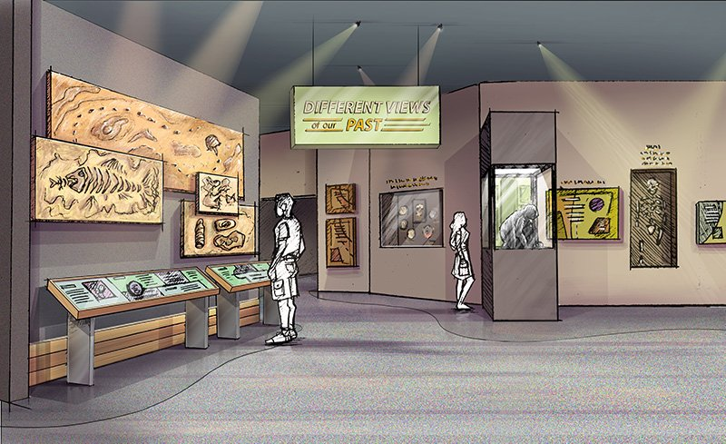 Exciting Creation Museum Upgrade Now Underway Answers In