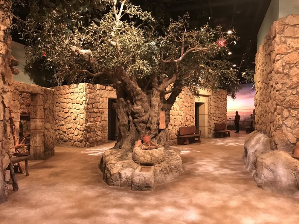 Nazareth Village at the Museum of the Bible Banquet