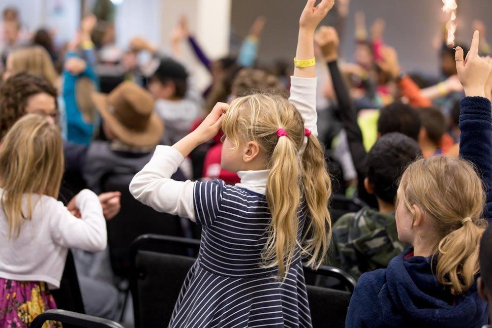 Kids Program at UK Mega Conference