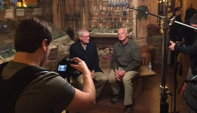 Ken Ham and Del Tackett Interview on Ark Encounter