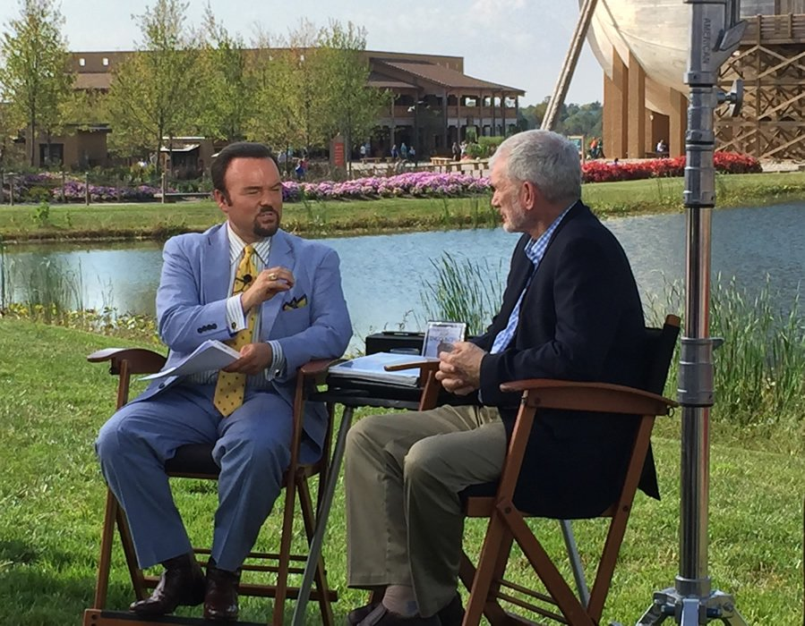 Kirt Jacobs Interviews Ken Ham