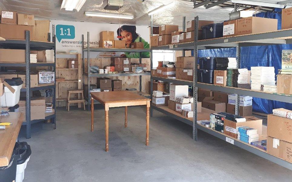 AiG–Canada Warehouse