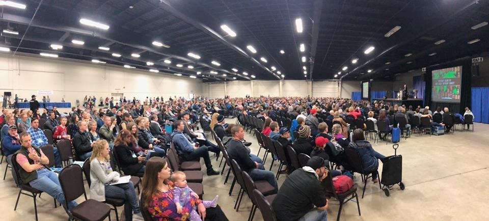 Ken Ham Speaking at Alberta Home Education Association Convention
