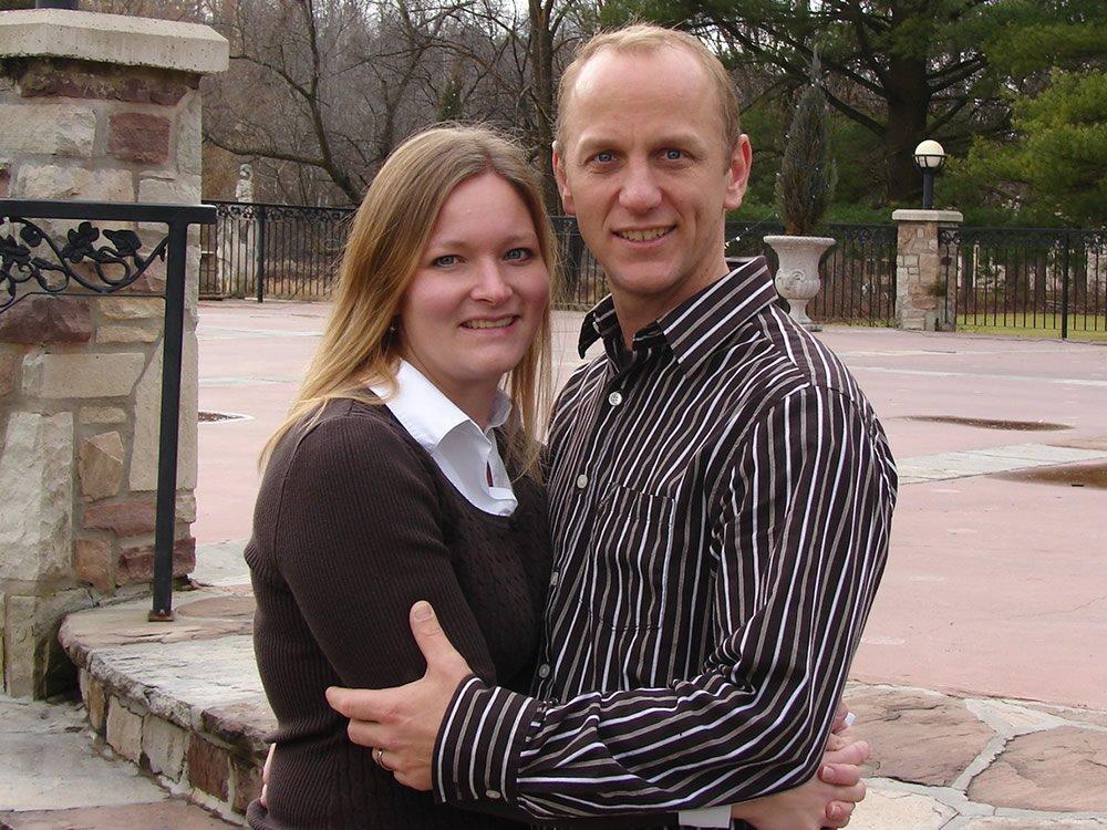 John and Melanie Janssen
