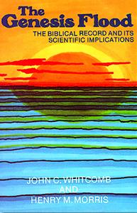 Original Cover of The Genesis Flood