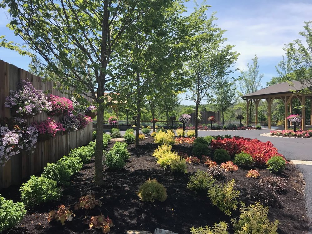 Rainbow Gardens at the Ark Encounter