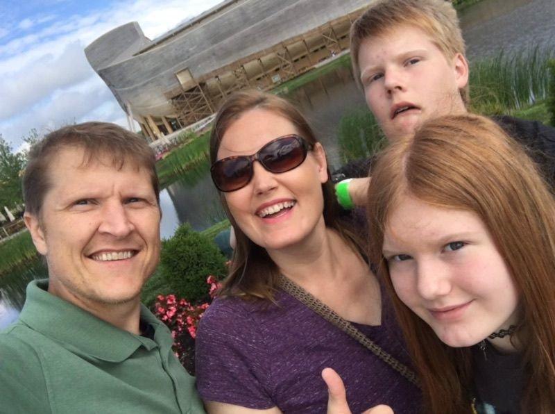 Chris Krok and Family
